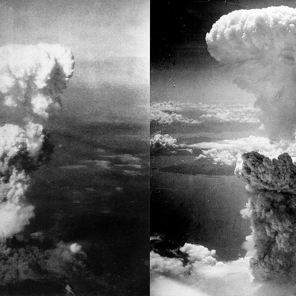 Hiroshima And Nagasaki Bombing Essay Examples