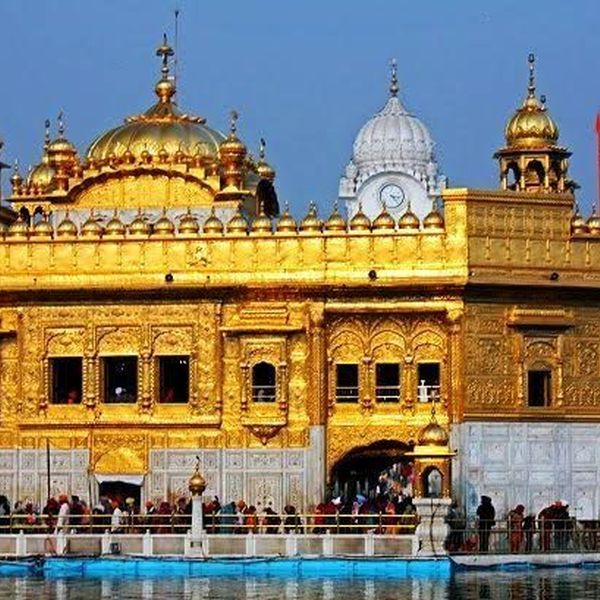 Historical Place Golden Temple Essay Examples
