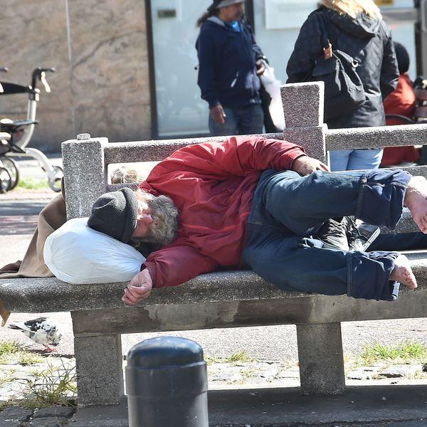Homeless Essay Examples