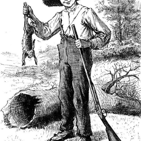 Huck Finn Essay Examples