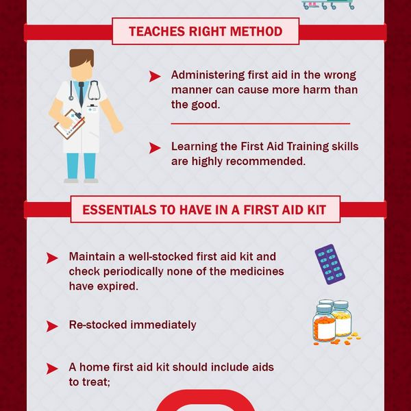 Importance Of First Aid Essay Examples