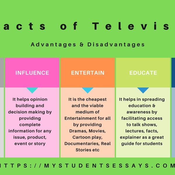 Importance Of Television Essay Examples