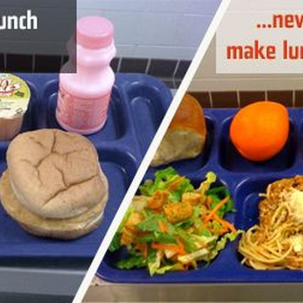 Improving School Lunches Essay Examples