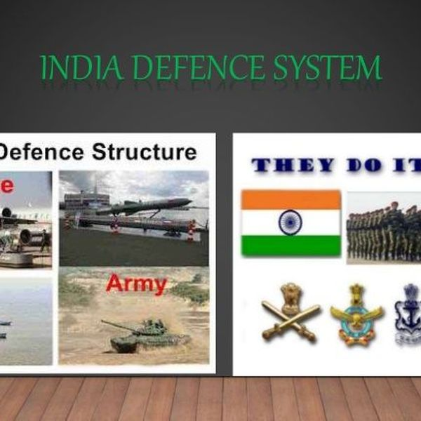 Indian Defence System Essay Examples