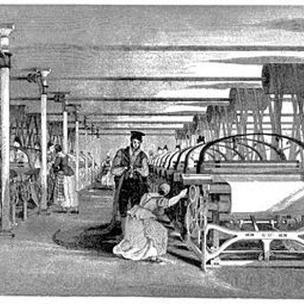 Industrial Revolution Essay Examples