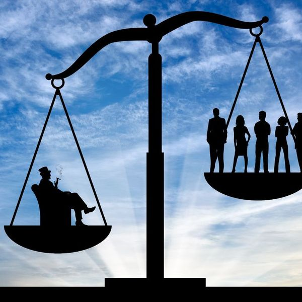Inequality Essay Examples