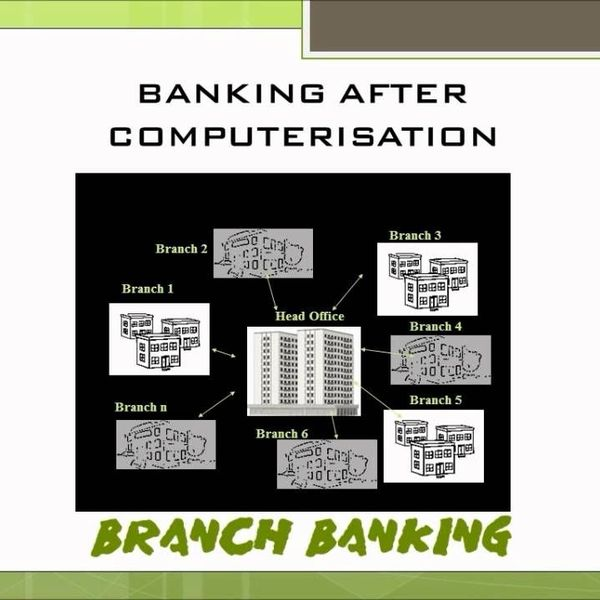 Information Technology In Banking Sector Essay Examples