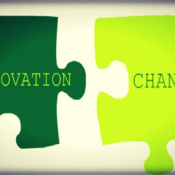 Innovation And Change Essay Examples