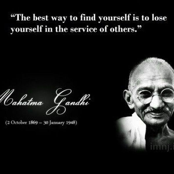 Is Gandhian Philosophy Relevant Today Essay Examples