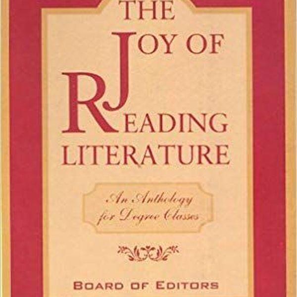 Joy Of Reading Books Essay Examples