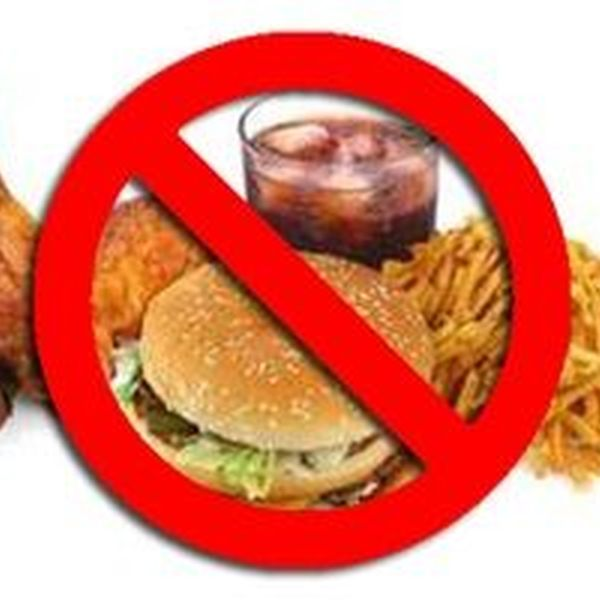 Junk Food Should Be Banned Essay Examples