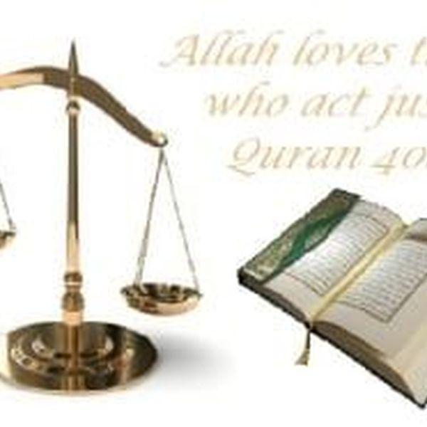 Justice In Islam Essay Examples