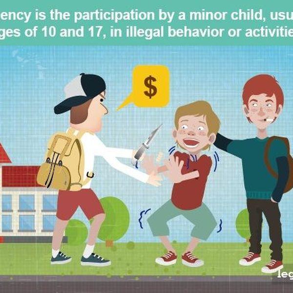 Juvenile Delinquency Essay Examples
