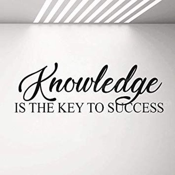 Knowledge Is Key To Success Essay Examples
