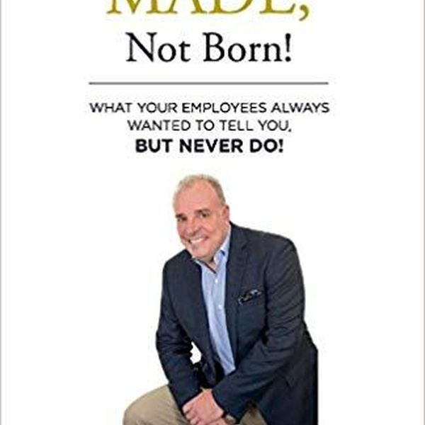 Leaders Are Made Not Born Essay Examples