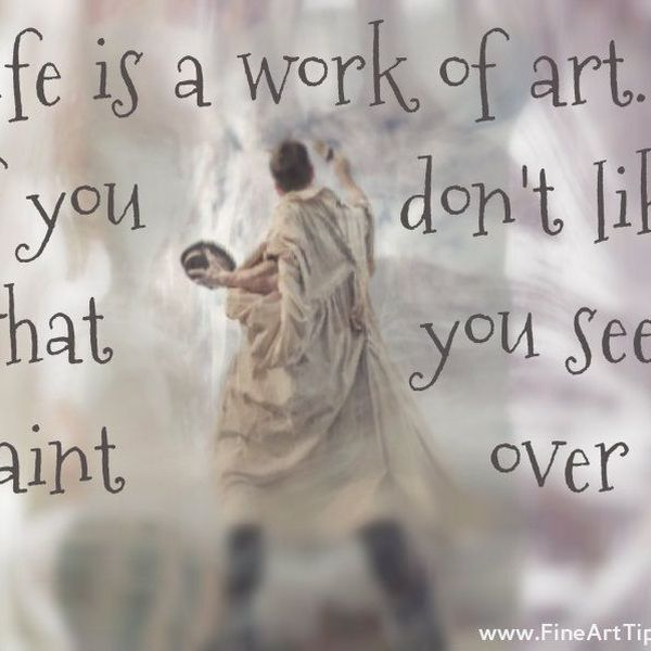 Life And Art Essay Examples