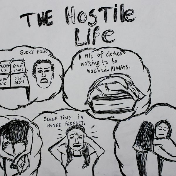 Life In A College Hostel Essay Examples