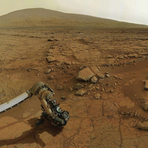 Life On Mars Essay Examples