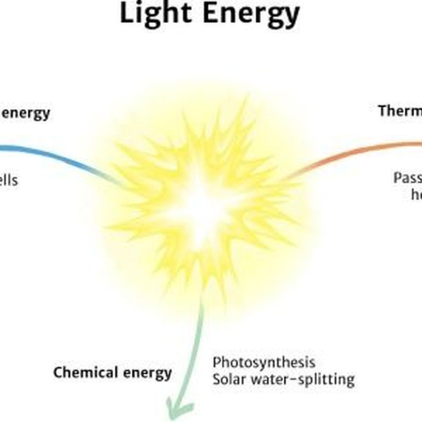 Light Energy Essay Examples