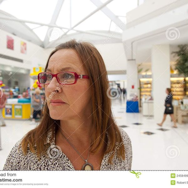 Lost In A Shopping Mall Essay Examples