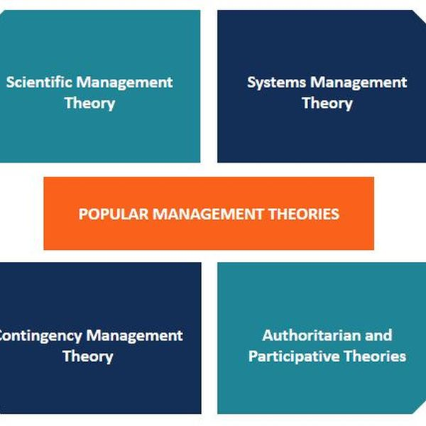 Management Theories Essay Examples