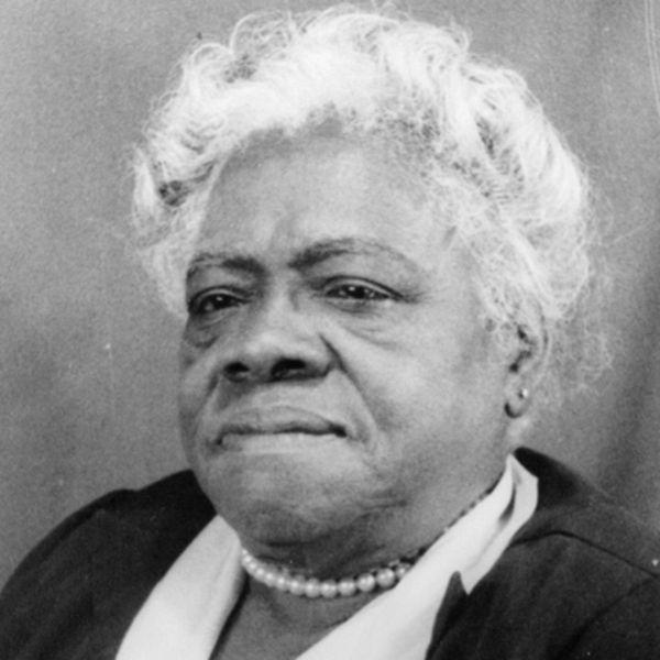 Mary Mcleod Bethune Essay Examples