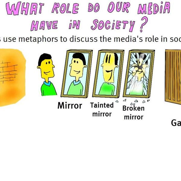 Media Role In Our Society Essay Examples