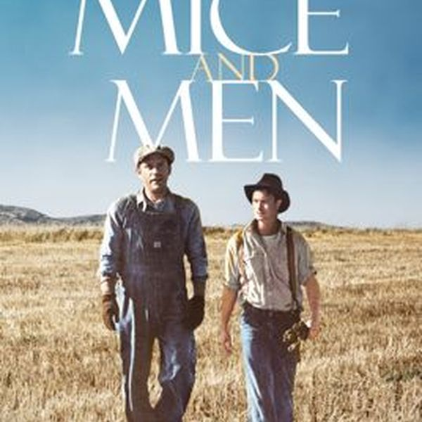 Mice And Men Essay Examples
