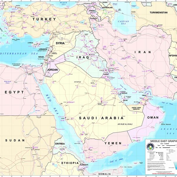 Middle East Conflict Essay Examples