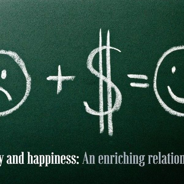 Money Is Happiness Essay Examples