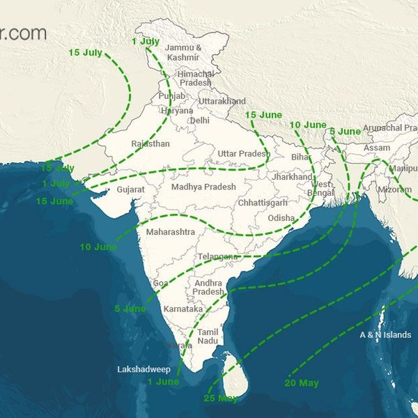 Monsoon In India Essay Examples
