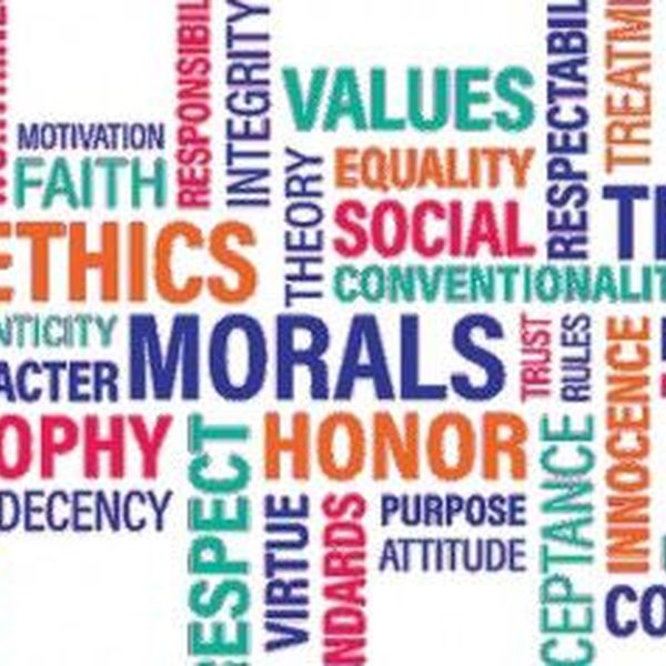 Moral Values Essay Examples