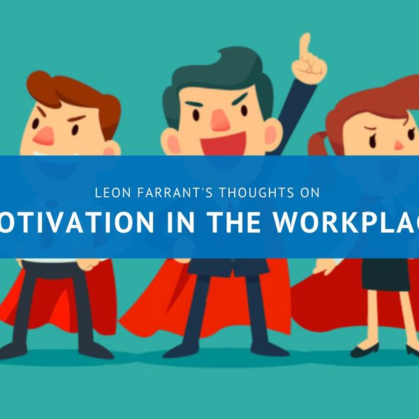 Motivation In The Workplace Essay Examples
