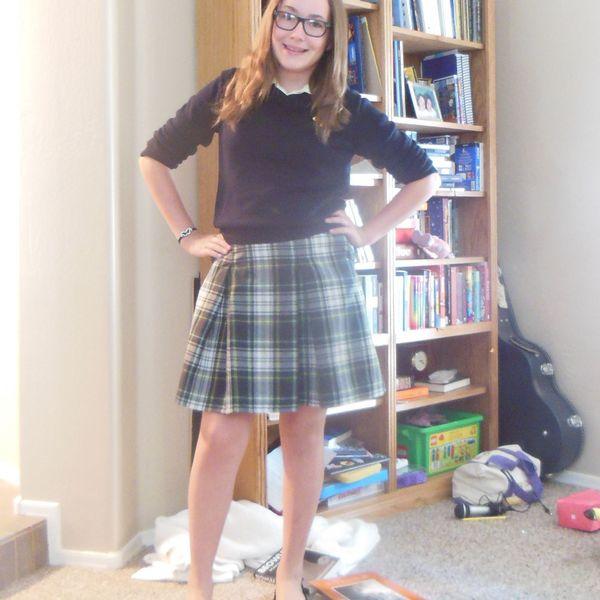 My School Uniform Essay Examples