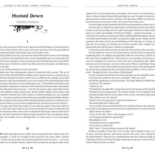 Mystery Short Story Essay Examples