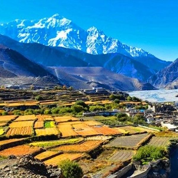 Nepal Natural Beauty Essay Examples