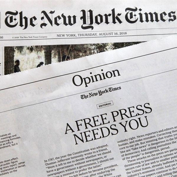 Newspapers Essay Examples