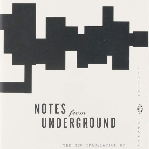 Notes From Underground Essay Examples