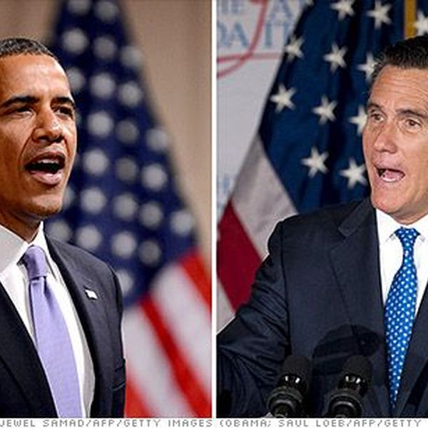 Obama Vs Romney Essay Examples