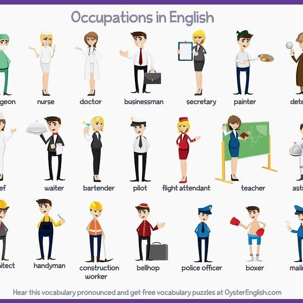 Occupations Essay Examples