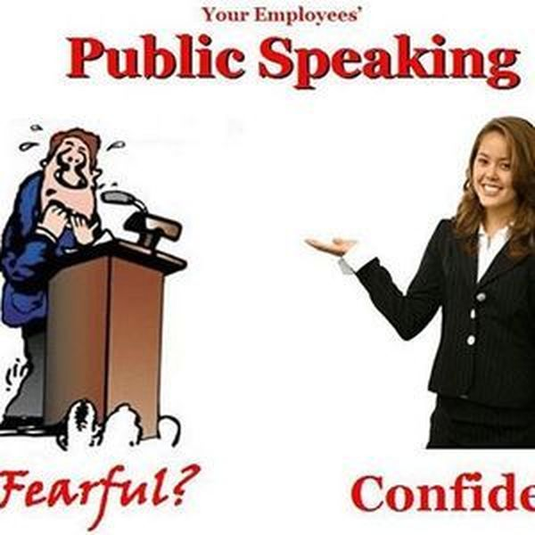 Overcoming Fear Of Public Speaking Essay Examples