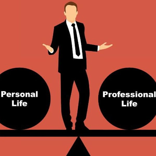 Personal And Professional Life Essay Examples