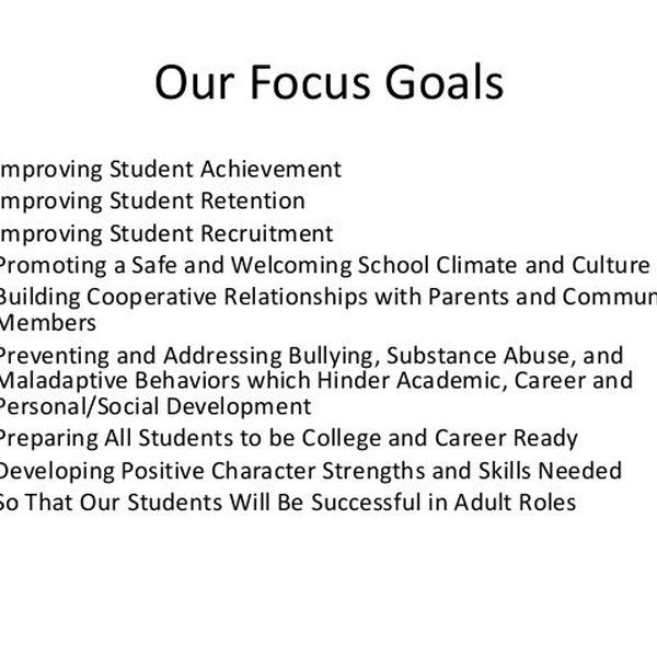 Personal Goals For College Essay Examples
