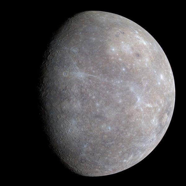 Planet Mercury Essay Examples