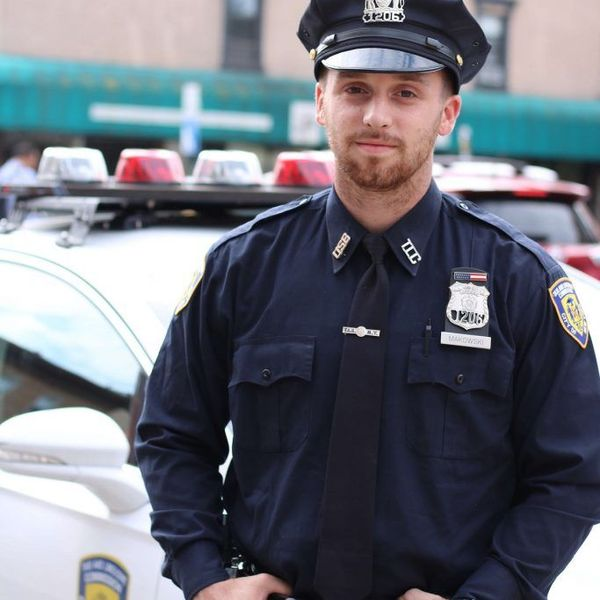 Police Officer Essay Examples