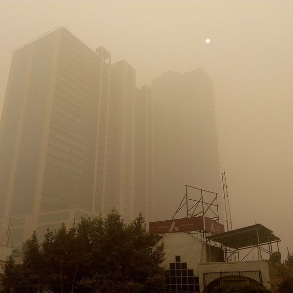 Pollution In Delhi Essay Examples