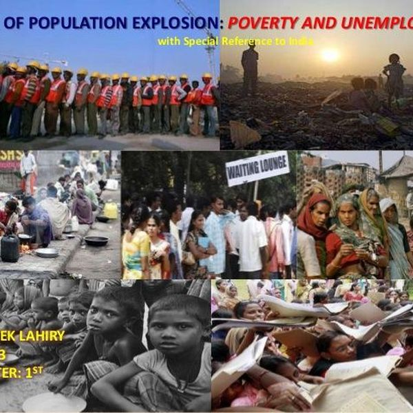 Poverty And Unemployment Essay Examples