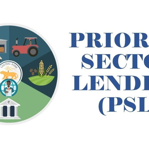 Priority Sector Lending Essay Examples