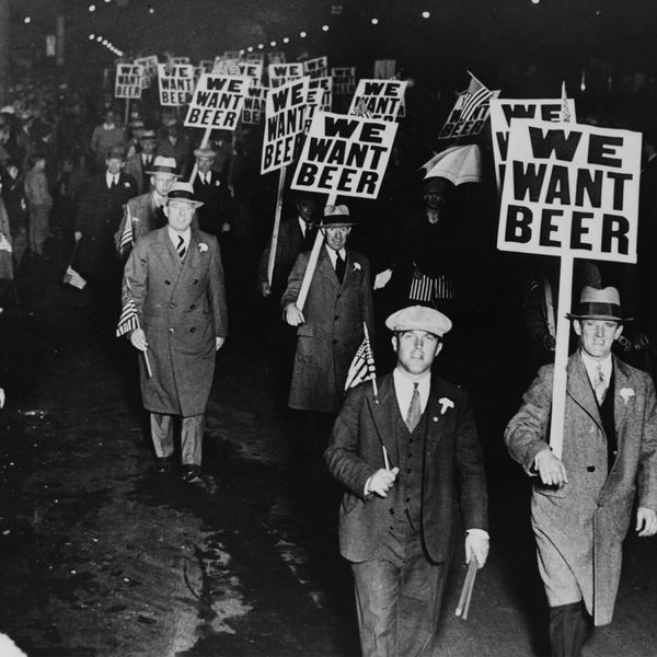 Prohibition Essay Examples
