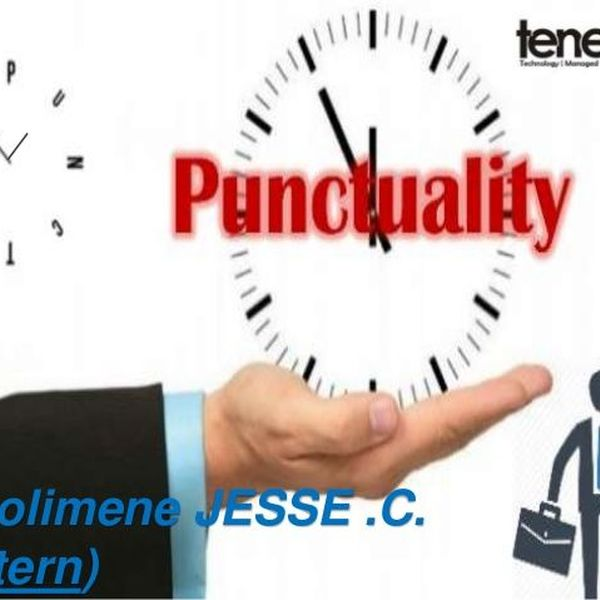 Punctuality Essay Examples